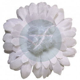 FLOR ARTIFICIAL CRISANTEMO BRANCO