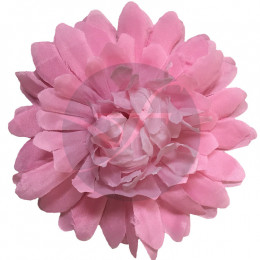 FLOR ARTIFICIAL CRISANTEMO ROSA